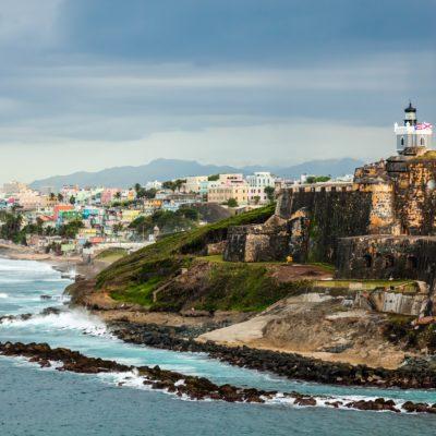 El Morro - National Historic Site San Juan - Old San Juan (c) Discover Puerto Rico